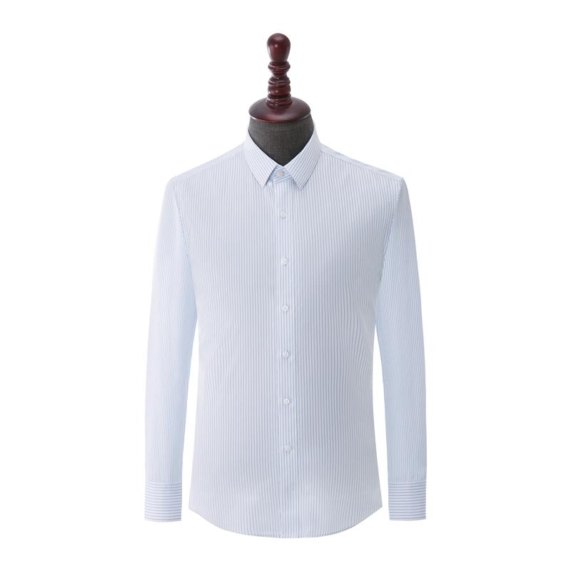 男士成衣免烫长袖-HC152