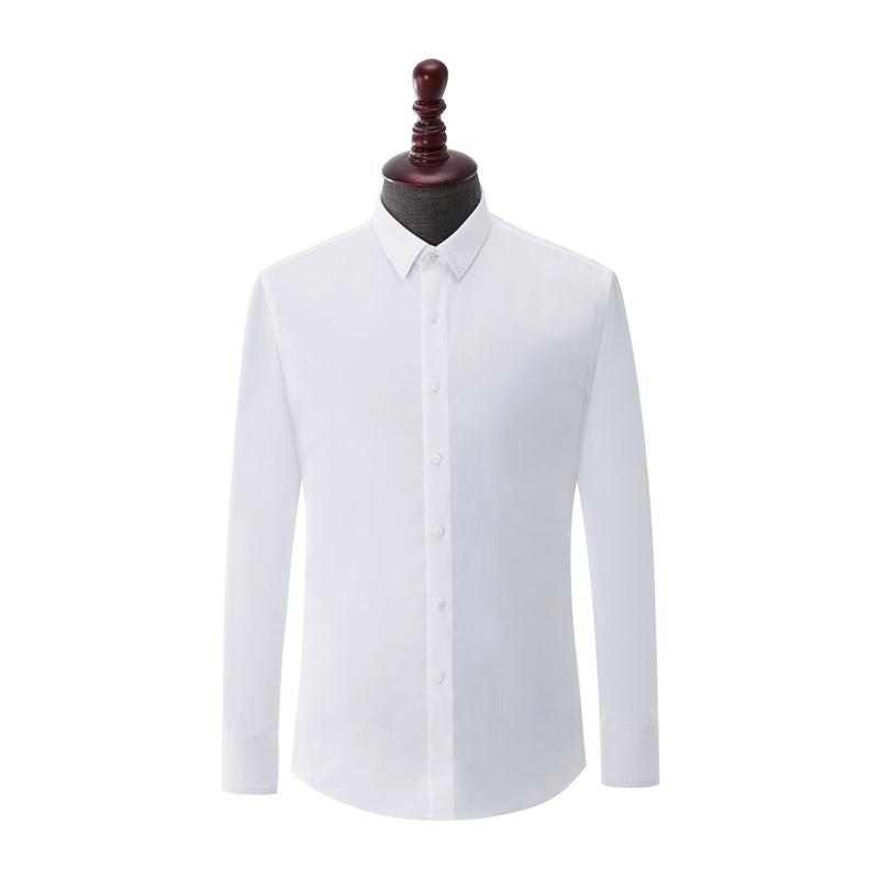 男士成衣免烫长袖-HC153