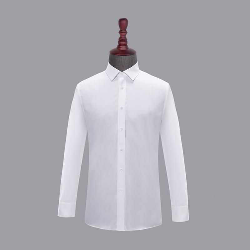 男士成衣免烫长袖-HC150