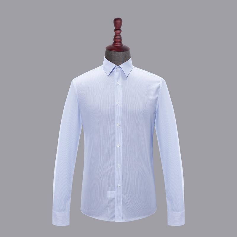 男士成衣免烫长袖-HC151