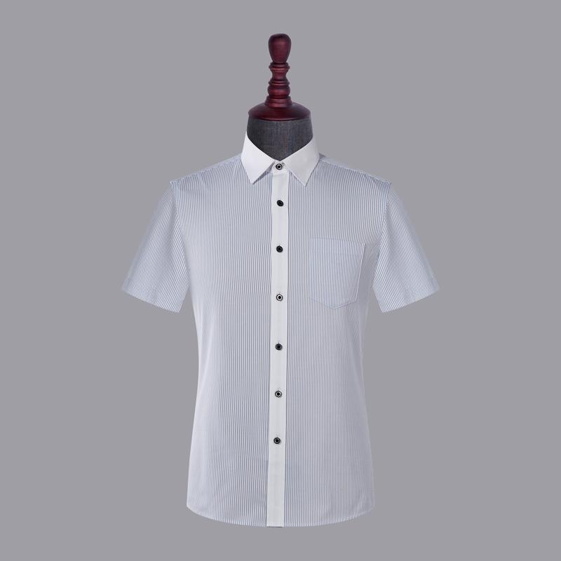 男士衬衣现货-HC501
