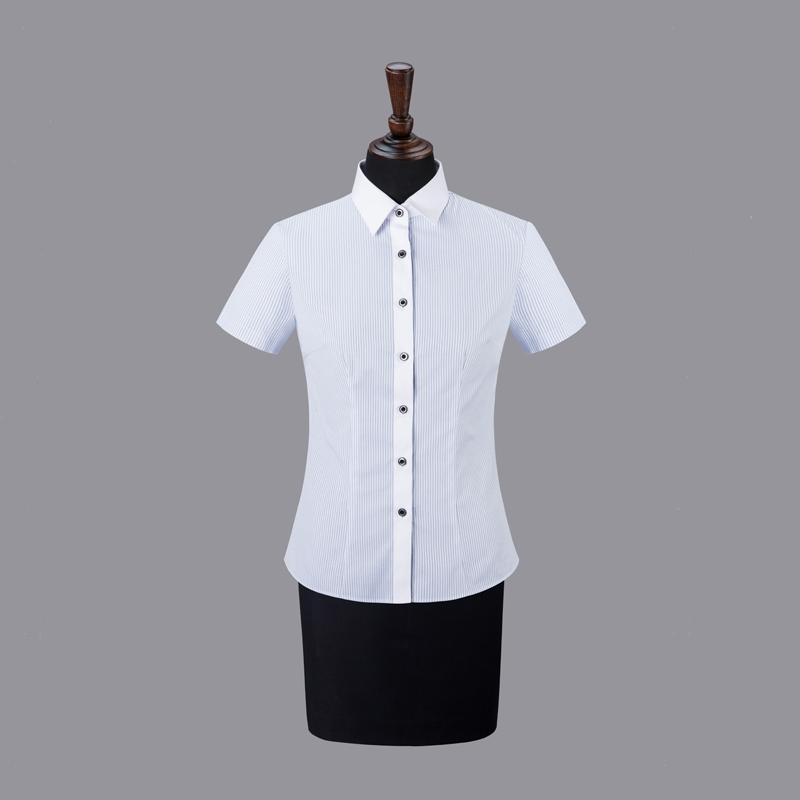 女士衬衣现货-NC501A
