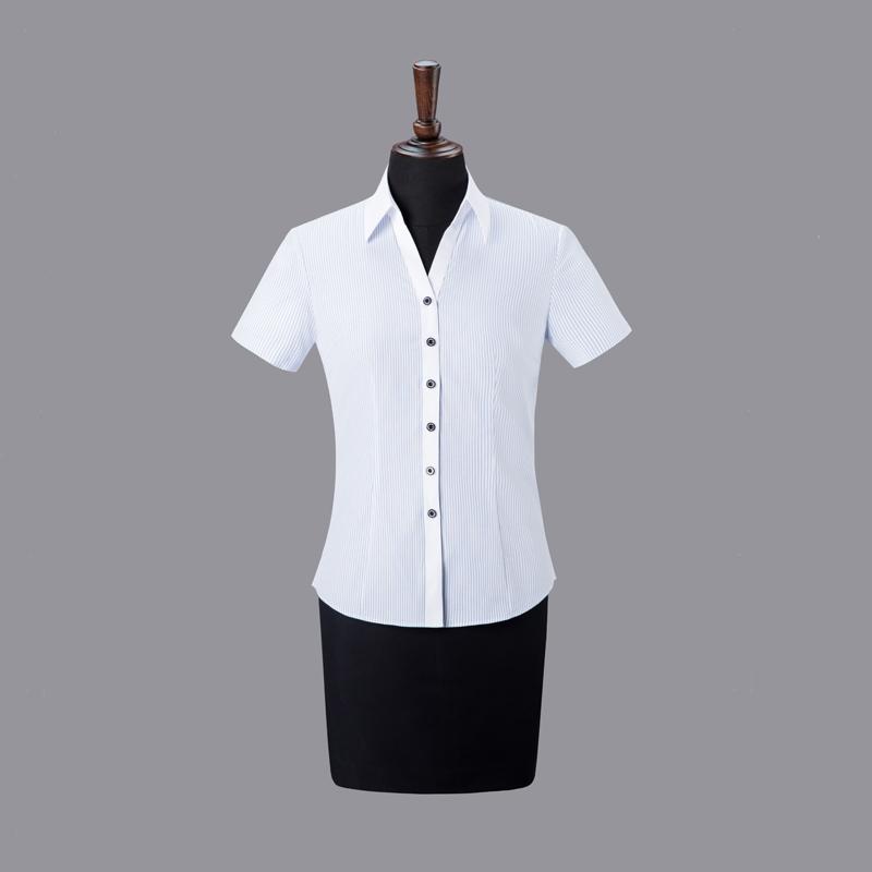 女士衬衣现货-NC501B