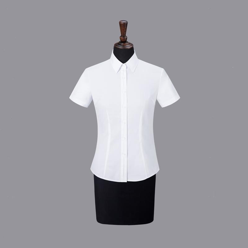 女士衬衣现货-NC506A