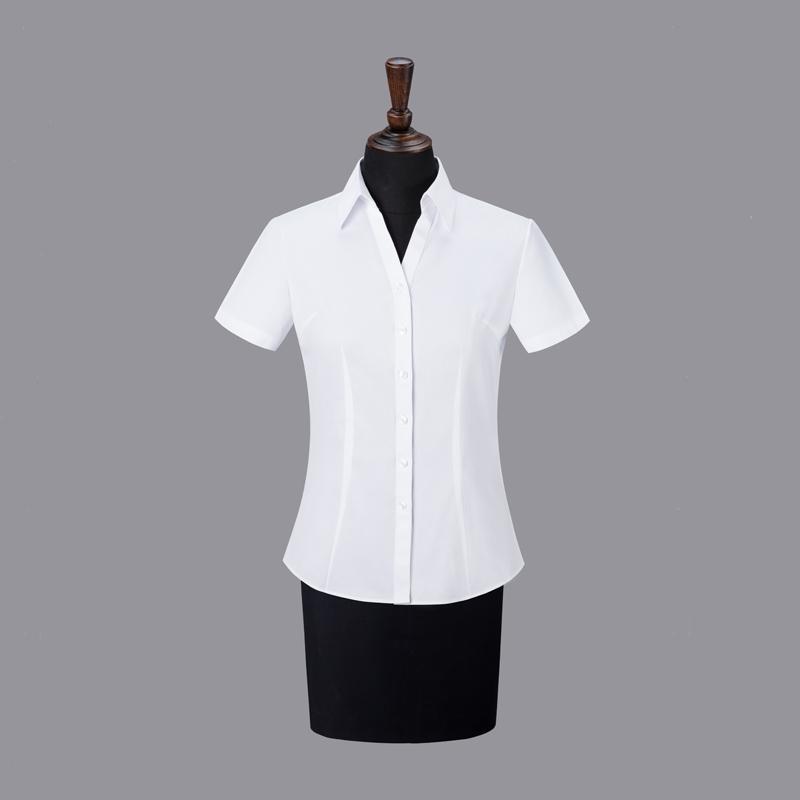 女士衬衣现货-NC506B