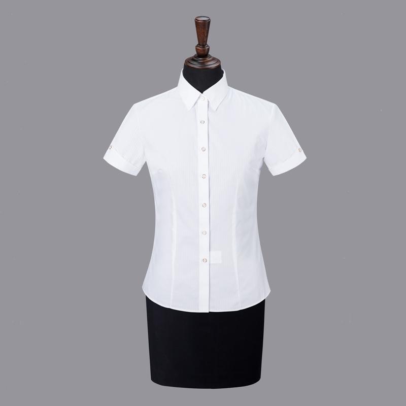 女士衬衣现货-NC507A