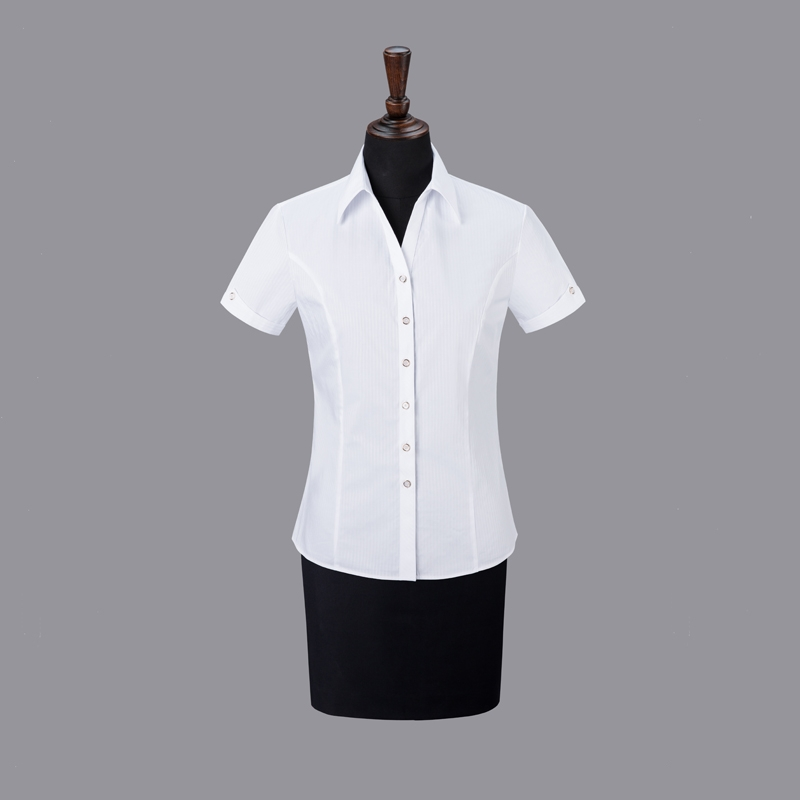 女士衬衣现货-NC507B