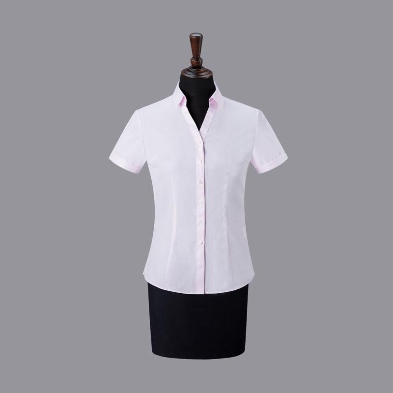 女士衬衣现货-NC508B