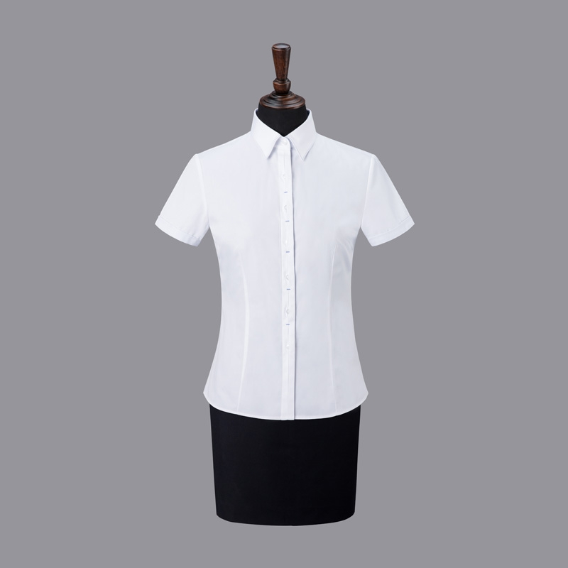 女士衬衣现货-NC509A