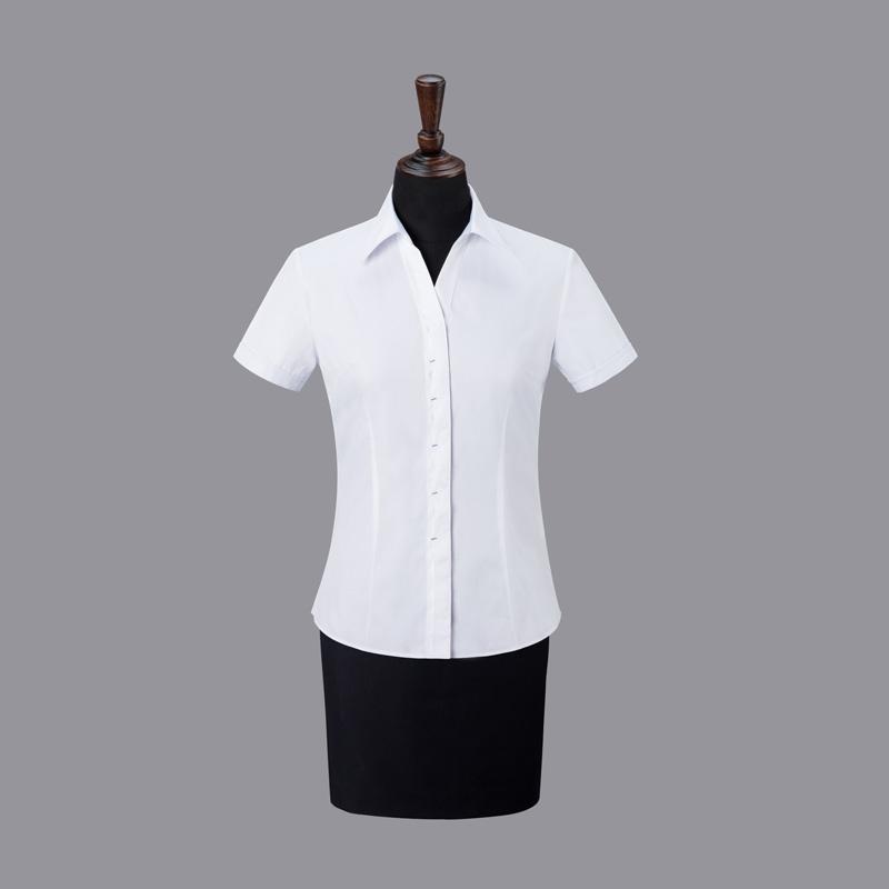 女士衬衣现货-NC509B