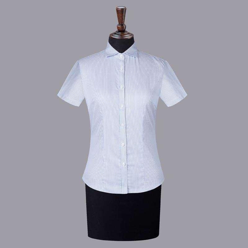 女士衬衣现货-NC513A