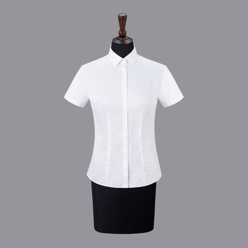 女士衬衣现货-NC550A
