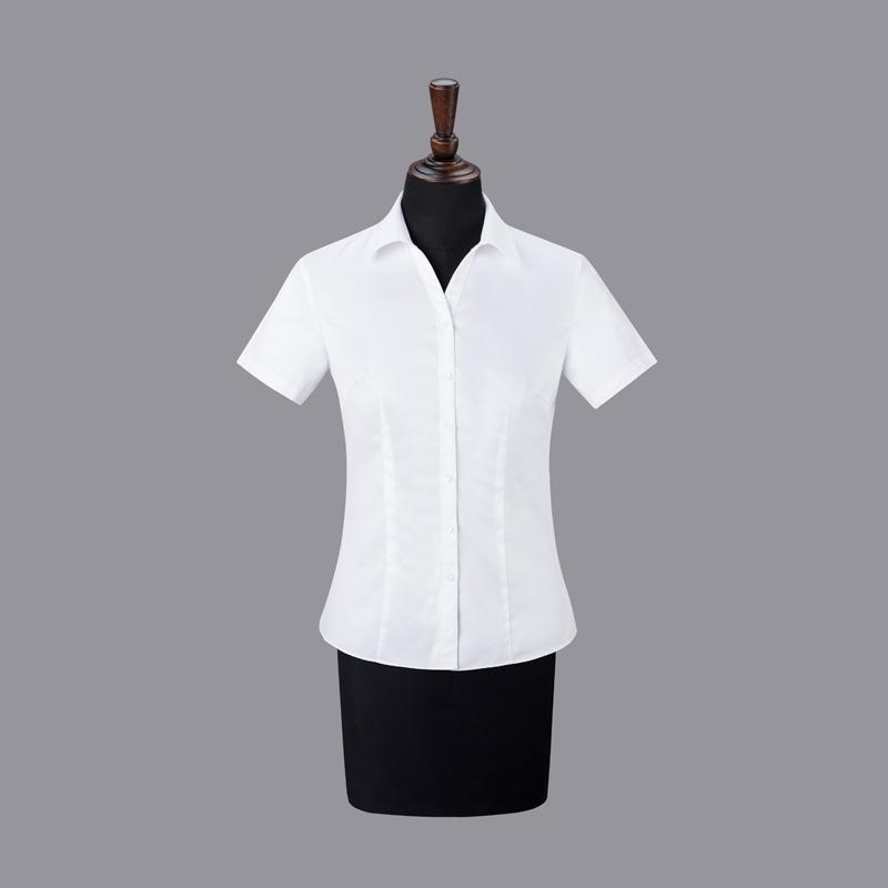 女士衬衣现货-NC550B