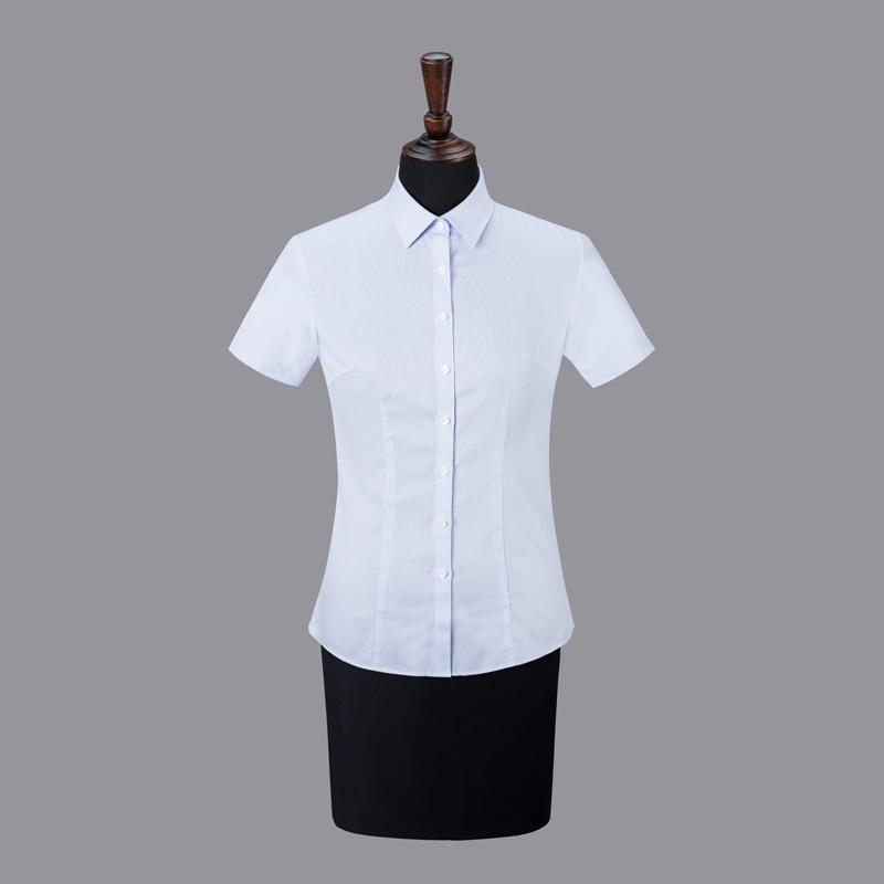 女士衬衣现货-NC551A